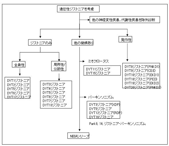 症状 ジストニア 遺伝性ジストニア(指定難病120)